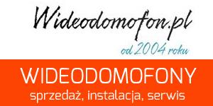 Wideodomofony - sprzedaż, instalacja, doradztwo, serwis