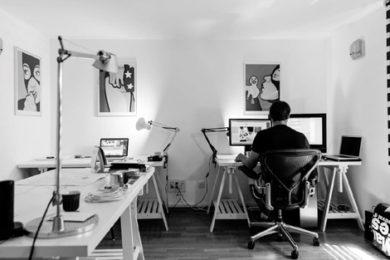 Przestrzeń biurowa, a efektywność pracy