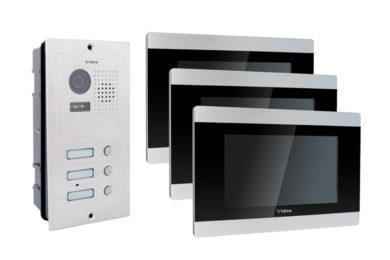3-rodzinny wideodomofon – Vidos S603 M903