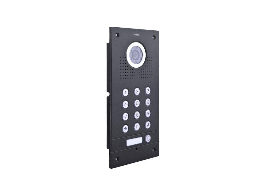 Vidos S561D-B – panel bramowy z szyfratorem