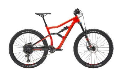 Thirty Three Wrocław przedstawia Rower Cannondale Trigger Carbon 3 acid red 2019