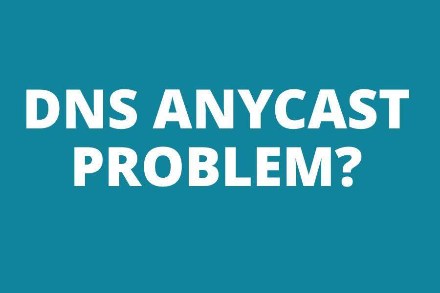 DNS Anycast od nazwa.pl – naciąganie Klientów?