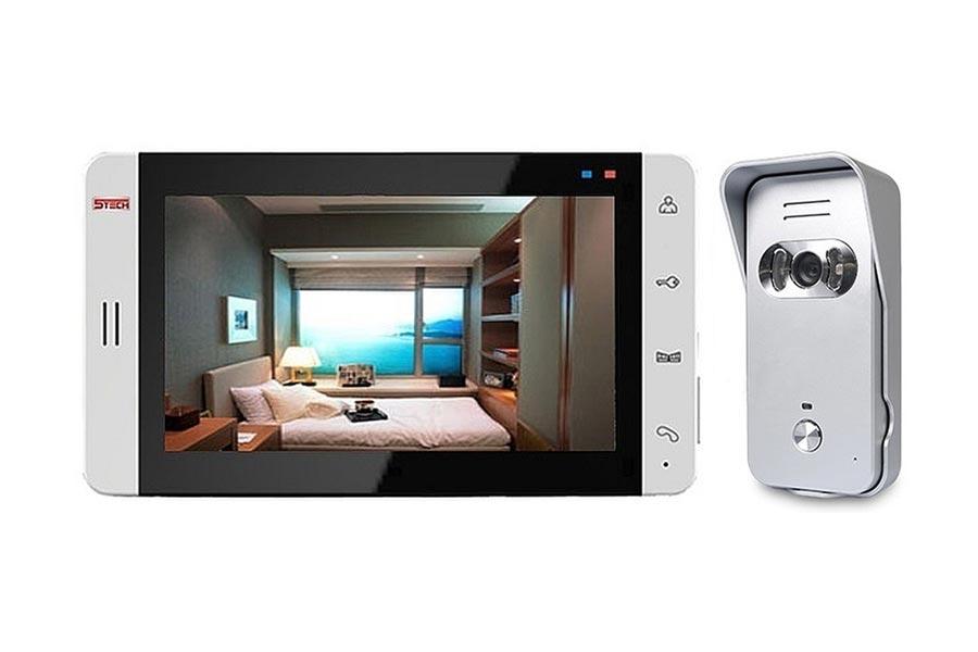 M705 S669 – budżetowy wideodomofon kolorowy