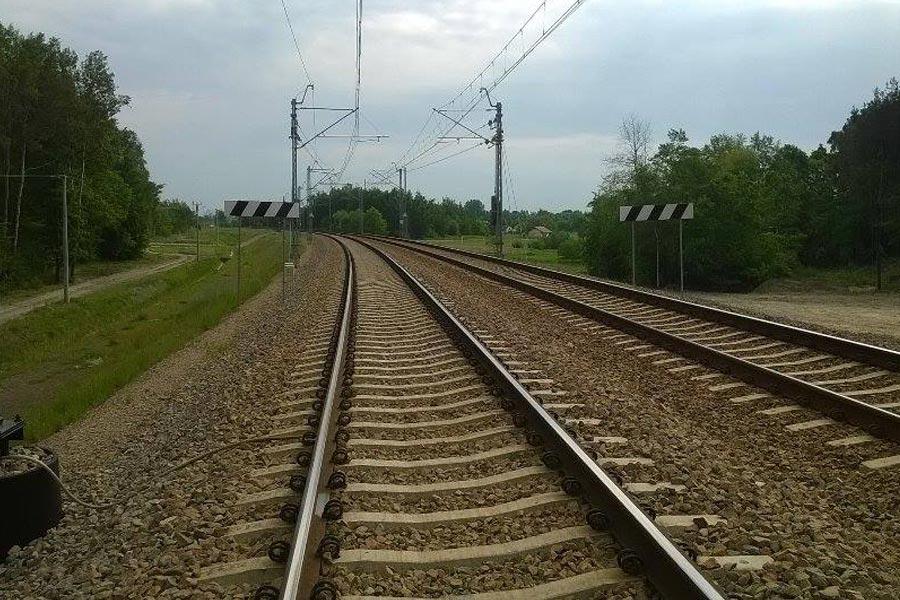Znaki kolejowe i wskaźniki kolejowe