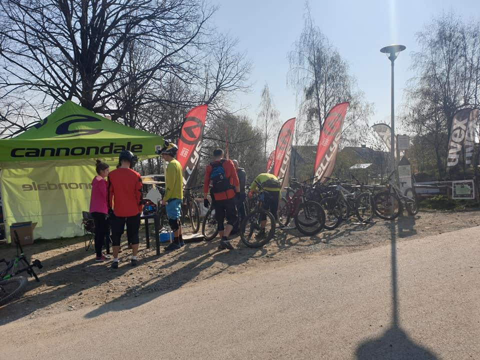 Darmowe testy rowerów MTB