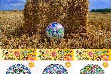 Balony folkowe
