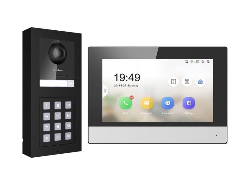Poznaj wideodomofon IP Vidos One M2010 S2101D z szyfratorem