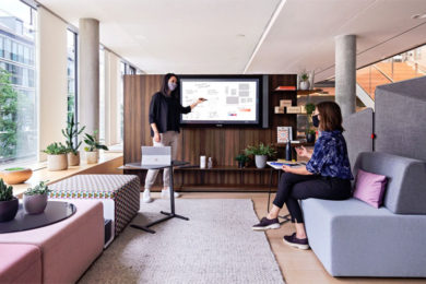 Poznaj 15 powodów, które sprawiają, że przestrzeń biurowa nabiera znaczenia