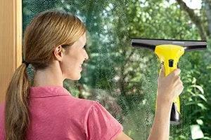 Myjki do okien Karcher – szybkość i wygoda