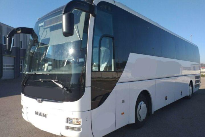 Wynajem autokarów i busów  – Duet Trans Wrocław